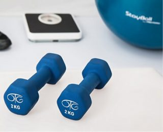 Exercise Weights Picture
