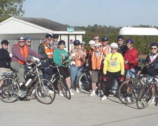 Picture of Bicycle Club Outing