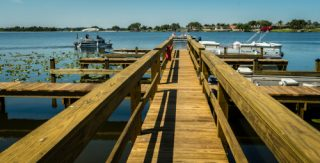 Boat Dock Picture