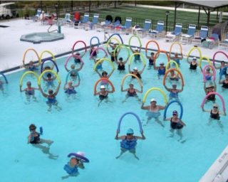 Pool Exercise picture