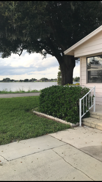 608 Outside & Lake View